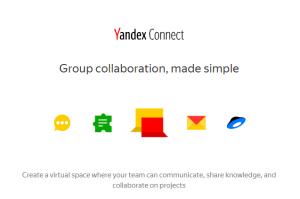 tạo email tên miền miễn phí với Yandex 2019