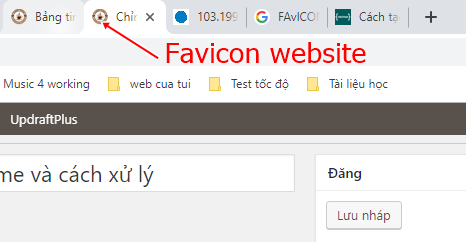 favicon website