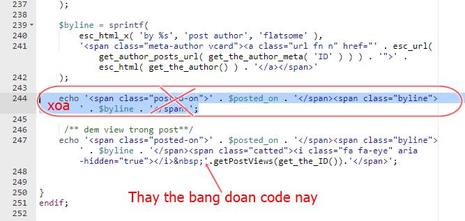 B 2.2: thêm code hiển thị lượt xem trong trang