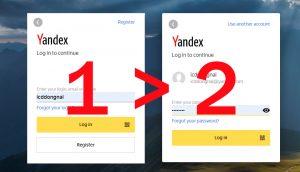 dang nhap connect yandex