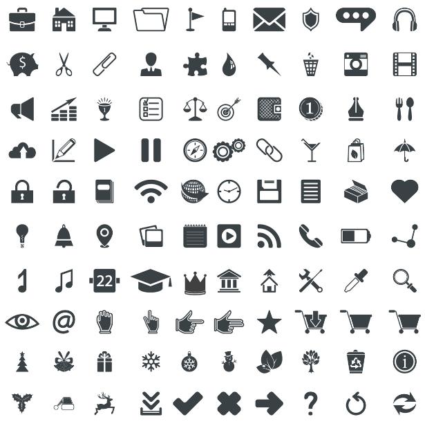 Bộ icon miễn phí download 2020