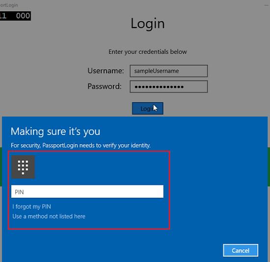 PIN là phương pháp bảo mật mới hơn, an toàn hơn nhưng không tiện bằng Password nếu dùng 1 tài khoản với nhiều thiết bị